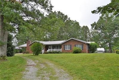 Crossville Single Family Home For Sale: 1043 W Creston Rd