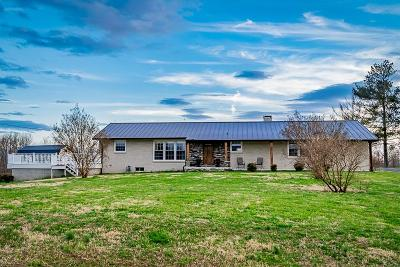Baxter Single Family Home For Sale: 757 Robinson Ridge Road