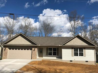Crossville Single Family Home For Sale: 3417 Warpath Drive