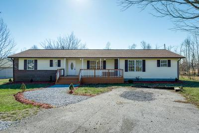 Crossville Single Family Home For Sale: 950 Linder Loop