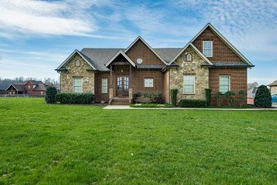 Cookeville Single Family Home For Sale: 1739 Bob Bullock