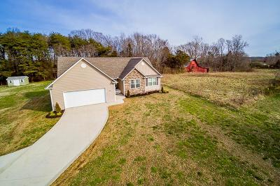 Cookeville Single Family Home For Sale: 930 E Whitehall Rd
