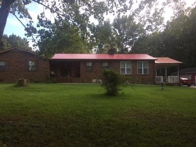 Cookeville Single Family Home For Sale: 1079 Malone Lane