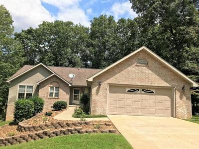 Crossville Single Family Home For Sale: 170 Havenridge Circle