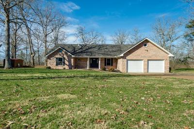 Crossville Single Family Home For Sale: 3004 Seminole Loop