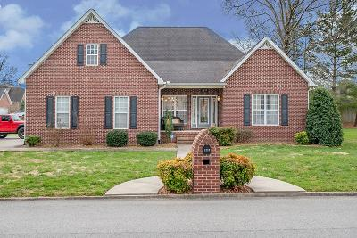 Cookeville Single Family Home For Sale: 1237 Country Club Ct.