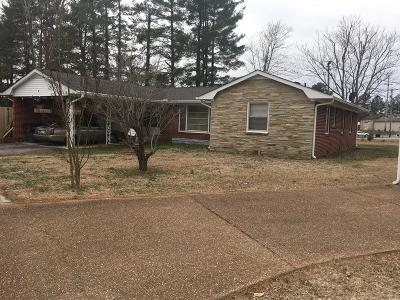 Cookeville Single Family Home Scheduled For Auction: 12 Stone Circle