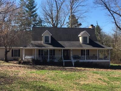 Cookeville Single Family Home For Sale: 508 State Street