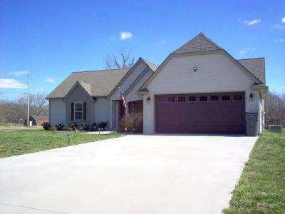 Baxter Single Family Home For Sale: 7804 Platinum Circle
