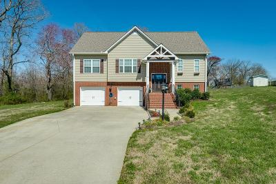 Cookeville Single Family Home For Sale: 1320 Barlow Drive
