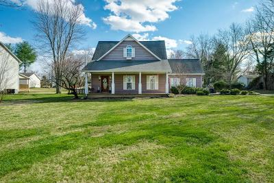 Cookeville Single Family Home For Sale: 2112 Mountain Top Lane