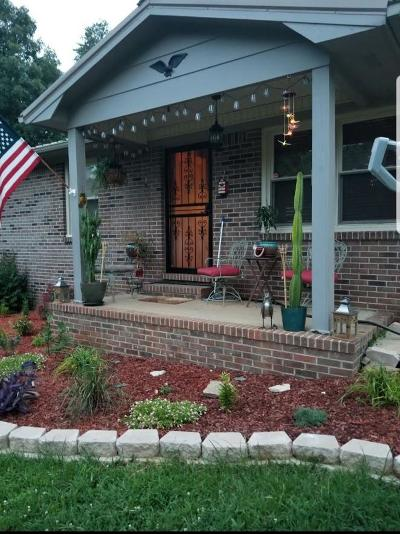 Cookeville Single Family Home For Sale: 611 Edgewood Dr.