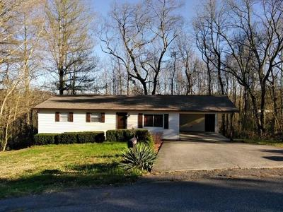 Cookeville Single Family Home For Sale: 451 Quail Drive