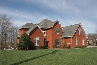 Cookeville TN Single Family Home For Sale: $319,500