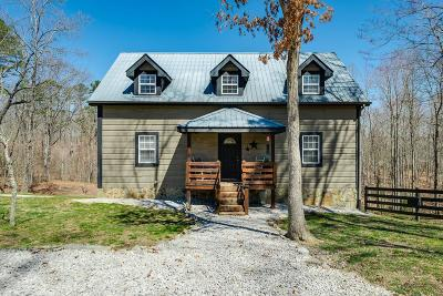 Crossville Single Family Home For Sale: 111 Ridgepoint Road