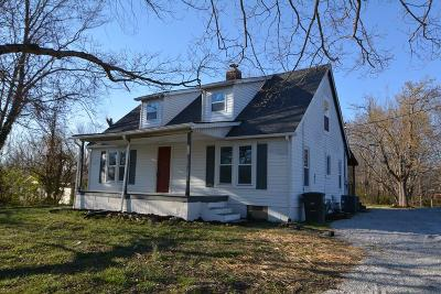 Cookeville Single Family Home For Sale: 194 McCawley Street