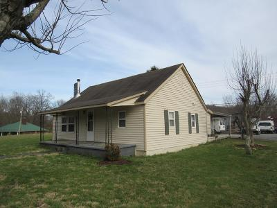 Cookeville Single Family Home For Sale: 5825 Buck Mountain Road