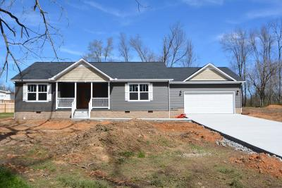 Cookeville Single Family Home Active Contingency: 230 Rc Buck Drive