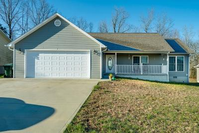 Crossville Single Family Home For Sale: 97 Fawn Loop