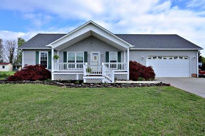 Cookeville Single Family Home For Sale: 1020 Fisk Park Drive
