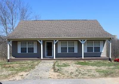 Cookeville Single Family Home For Sale: 1727 Bouton Drive