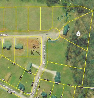 Sparta TN Residential Lots & Land For Sale: $22,000