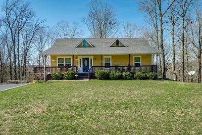 Cookeville Single Family Home Active Contingency: 5607 Sheep Bluff Road