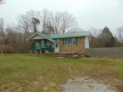 Grandview TN Single Family Home For Sale: $126,000