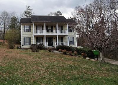 Cookeville TN Single Family Home For Sale: $160,000