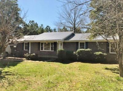McMinnville TN Single Family Home For Sale: $139,900
