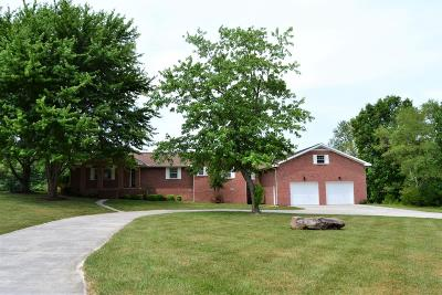 Crossville Single Family Home For Sale: 525 Wild Plum Drive
