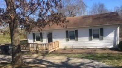 Cookeville Single Family Home For Sale: 1250 Crescent Dr.