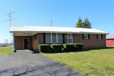 Cookeville Single Family Home For Sale: 2409 Randolph Rd