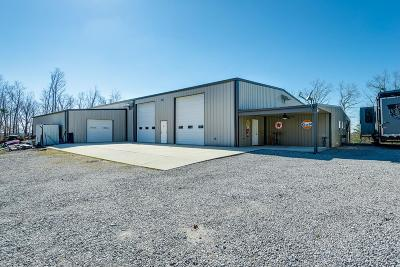 Crossville Commercial For Sale: 1079 Bristow Road