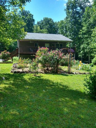 Sparta Single Family Home For Sale: 455 Woodland Trail