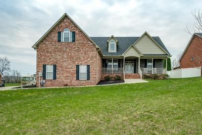 Cookeville Single Family Home For Sale: 1912 Bear Creek Pointe