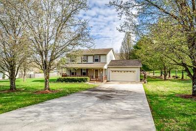 Cookeville Single Family Home For Sale: 2920 Deerhaven Drive S
