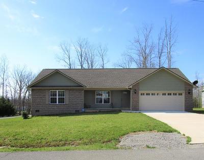 Crossville Single Family Home For Sale: 2114 Wichita Drive