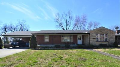 Cookeville Single Family Home For Sale: 350 W. 7th Street