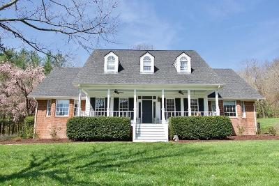 Cookeville Single Family Home For Sale: 4221 Deerfield Lane
