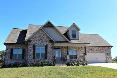 Cookeville Single Family Home For Sale: 2114 Foster Circle