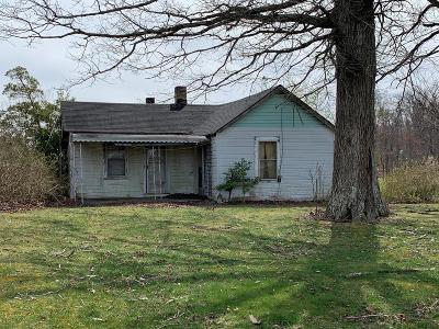 Sparta Single Family Home For Sale: 8006 Crossville Hwy