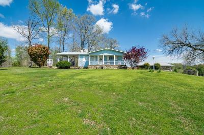 Sparta Single Family Home For Sale: 6757 Fanchers Mill Road