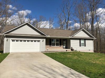 Crossville Single Family Home For Sale: 124 Calusa Lane