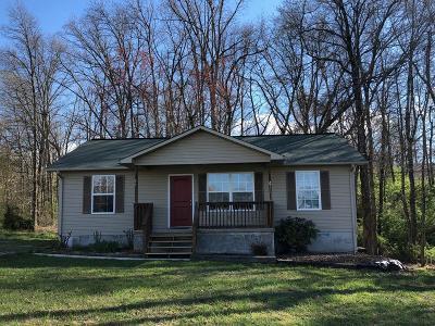 Crossville Single Family Home For Sale: 86 Ponderosa Drive