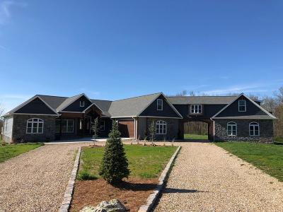 Crossville Single Family Home For Sale: 329 Beehive Lane