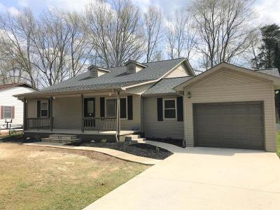 Crossville Single Family Home For Sale: 5118 Cheyenne Drive