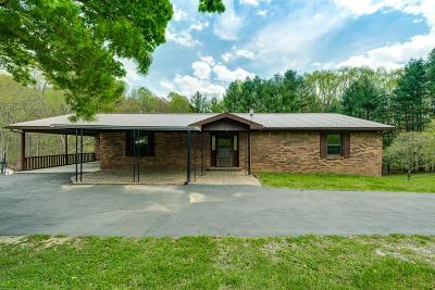 Cookeville Single Family Home For Sale: 128 Big Springs Circle
