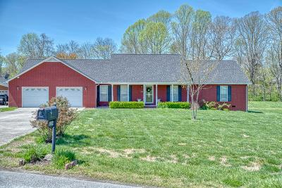 Cookeville Single Family Home For Sale: 4334 Big Orange Dr