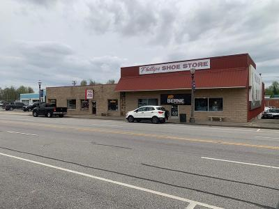 Monterey TN Commercial For Sale: $325,000
